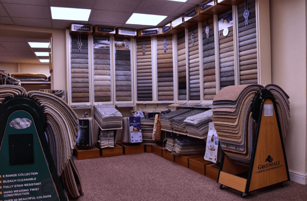 leslie cleeland carpets cockermouth cumbria